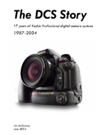 The DCS Story: 17 years of Kodak Professional digital camera systems